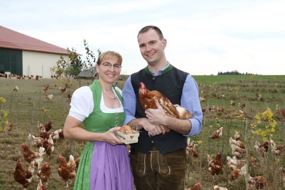 Thomas und Rosi Heumeier