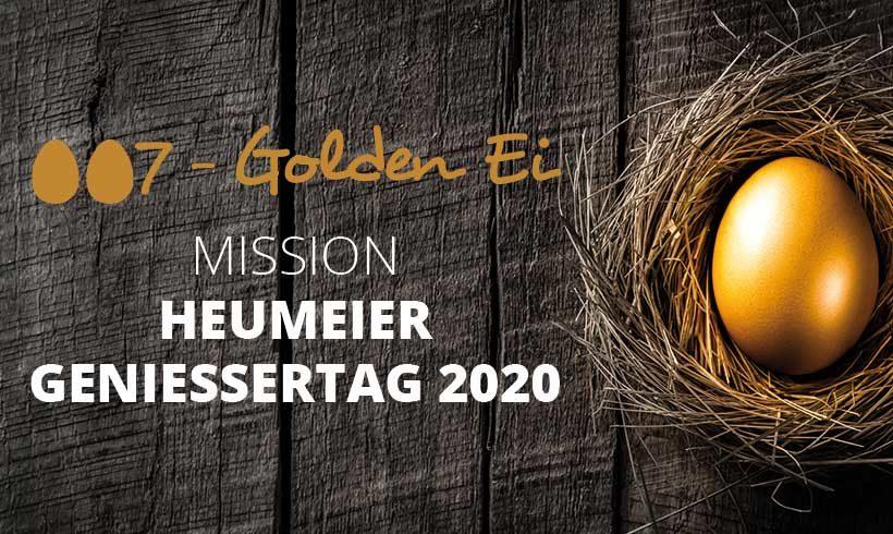 Heumeier-Genießertag 2020